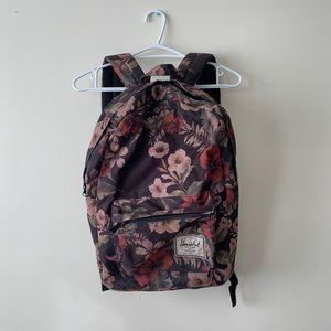 Other - Herschel floral backpack
